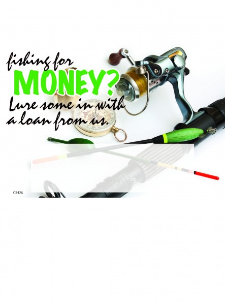 Specialty marketing product categories loan supplies for Fish for cash